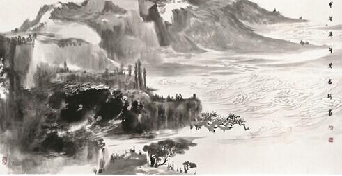 国青岛世界园艺博览会书画名家邀请展